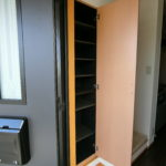 玄関とシューズボックス(玄関)